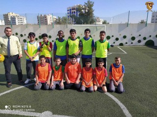 Inter class Football Competition