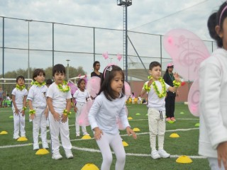 The Kindergarten Sports day