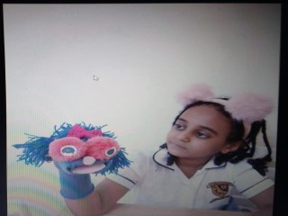 Soft Toys Activity by Students of The Bloomington Academy through E Learning