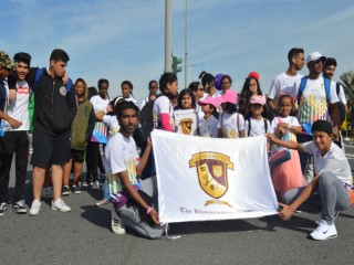 DUBAI CARES' WALK FOR EDUCATION