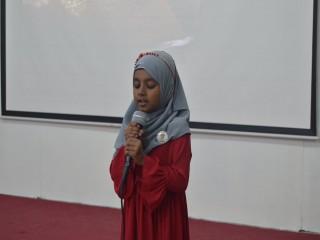 Interclass Quran competition 2018-19