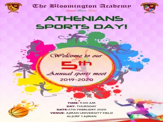 Athenian - The Annual Sports Meet