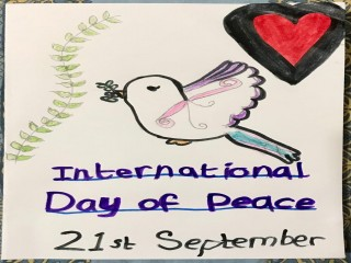 The International Day of Peace