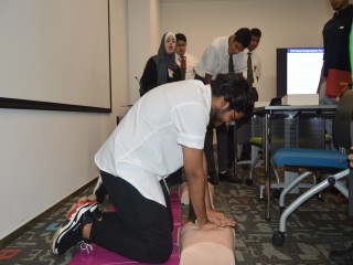 BASIC LIFE SUPPORT WORKSHOP