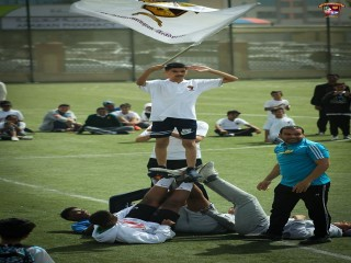 Athenian - The Annual Sports Meet