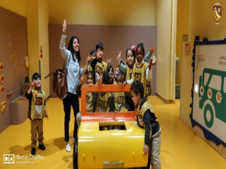 Trip to Little Explorer, Dubai