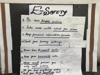 E Safety Activities
