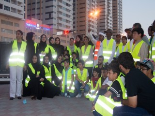 Iftar kit distribution