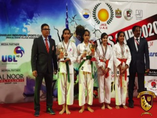 JKS National Karate Championship 2020