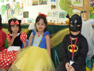 kindergarten Tea Party